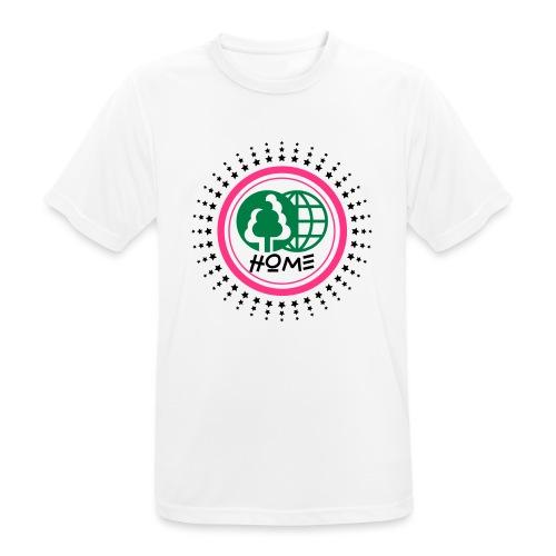 Planète home sweet home - Men's Breathable T-Shirt