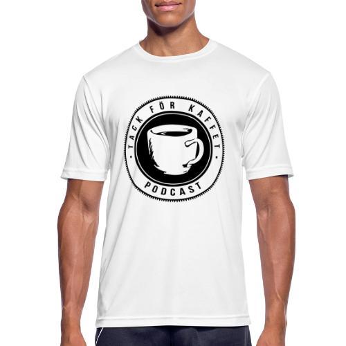 TFK logo - Andningsaktiv T-shirt herr