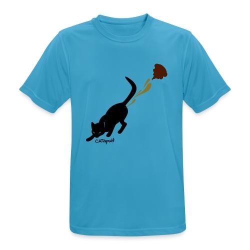 Catapult - mannen T-shirt ademend