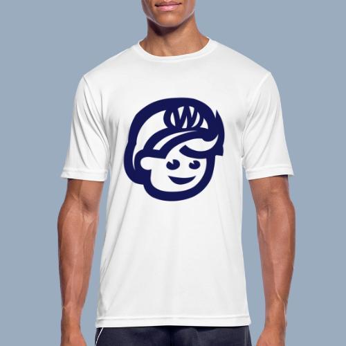 logo bb spreadshirt bb kopfonly - Men's Breathable T-Shirt