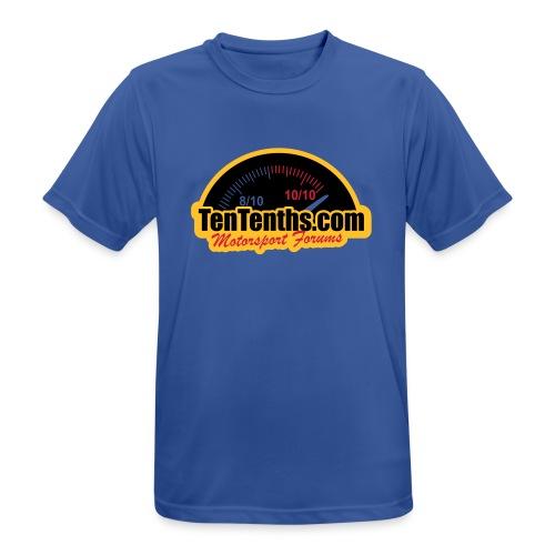 3Colour_Logo - Men's Breathable T-Shirt