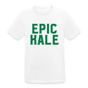 Epic Kale - Men's Breathable T-Shirt