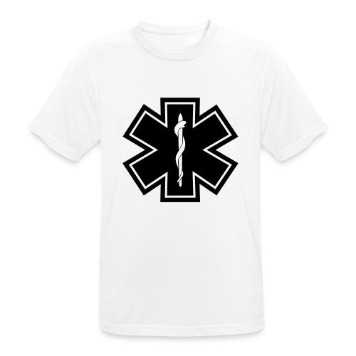 paramedic2 eps - Männer T-Shirt atmungsaktiv