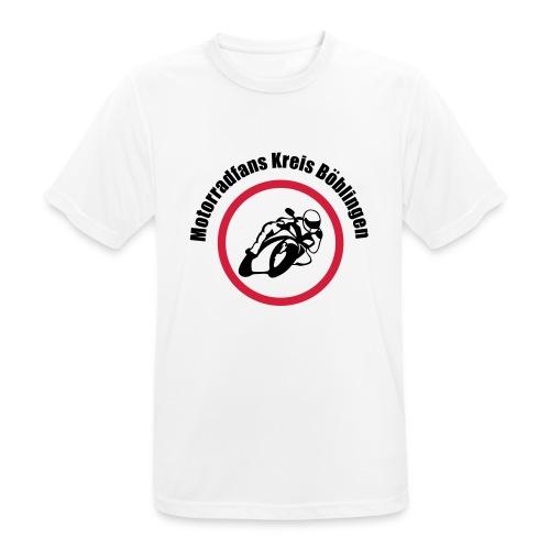 Motorradfans - Männer T-Shirt atmungsaktiv