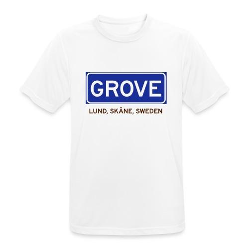 Lund, Badly Translated - Andningsaktiv T-shirt herr