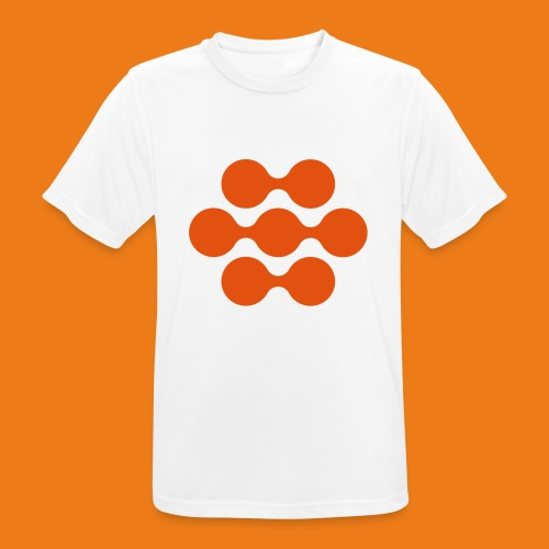seed madagascar logo squa - Men's Breathable T-Shirt
