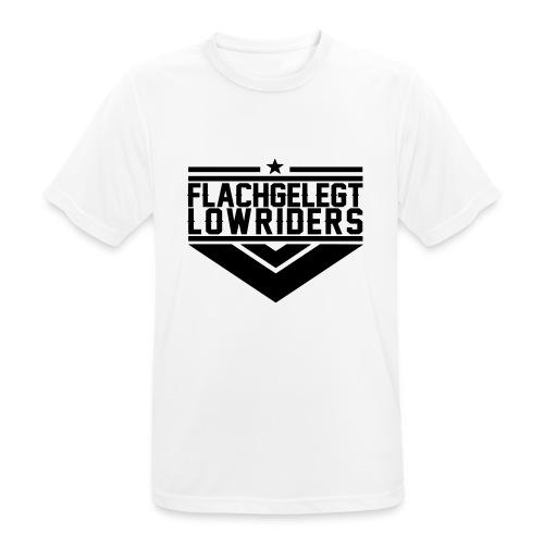 emblem brust - Männer T-Shirt atmungsaktiv