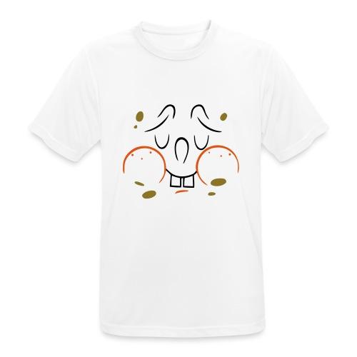 Bob - Mannen T-shirt ademend