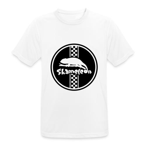 skameleon Logo - Männer T-Shirt atmungsaktiv