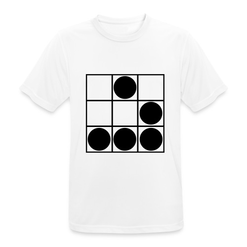 Glider - Das Hacker Community Symbol - Men's Breathable T-Shirt
