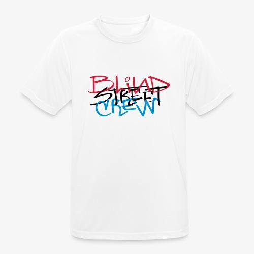 BSC Tag Rasta - Maglietta da uomo traspirante