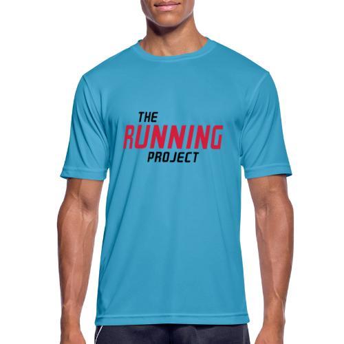 Ihr Running Project - Männer T-Shirt atmungsaktiv