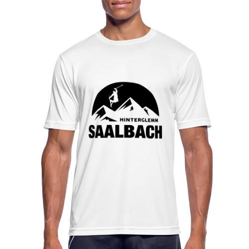 Summit Saalbach - Mannen T-shirt ademend actief
