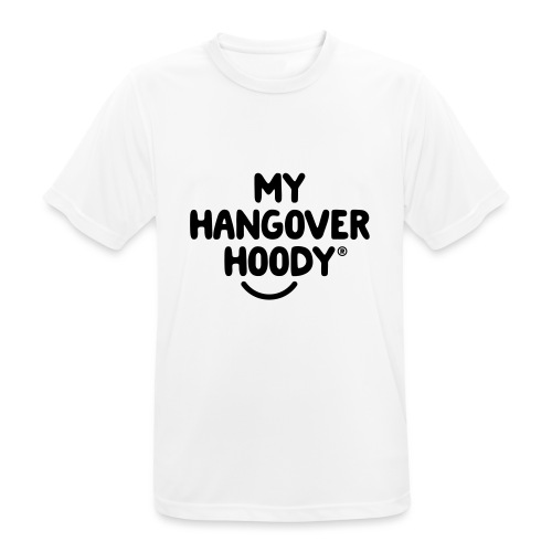 The Original My Hangover Hoody® - Men's Breathable T-Shirt