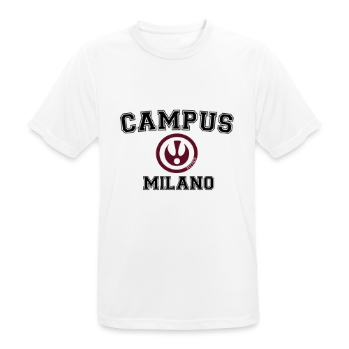 FITTICS MILAN CAMPUS - Men's Breathable T-Shirt
