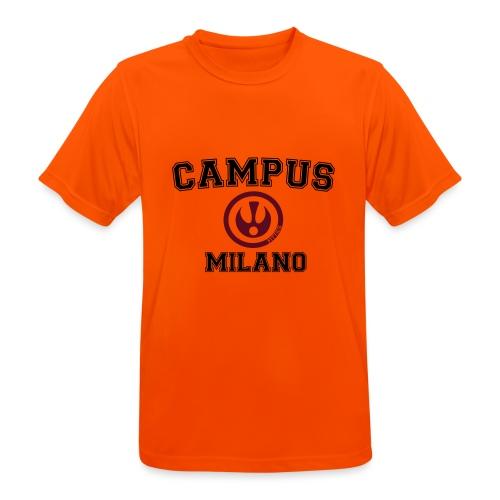 FITTICS MILAN CAMPUS - Men's Breathable T-Shirt