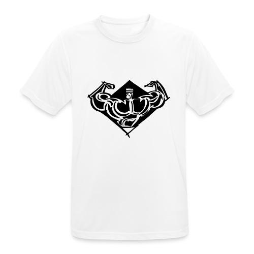Comet Gym Icon - Andningsaktiv T-shirt herr