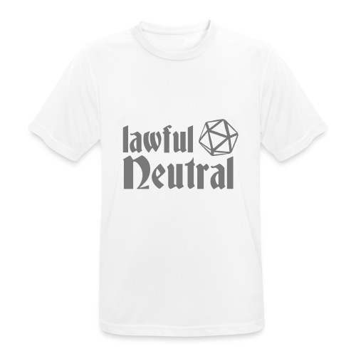 lawful neutral - Men's Breathable T-Shirt