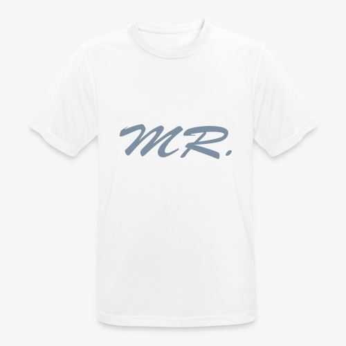 Mr. - Männer T-Shirt atmungsaktiv