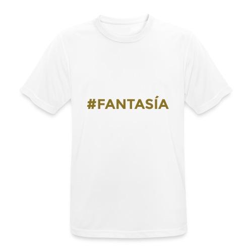 FANTASIA - Camiseta hombre transpirable