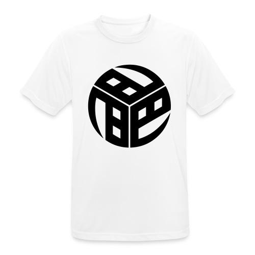 Mitsudomoe Symbol (stylisiert) - Männer T-Shirt atmungsaktiv