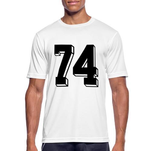 Football 74 - Men's Breathable T-Shirt