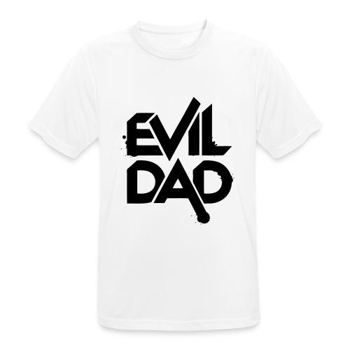 Evildad - mannen T-shirt ademend