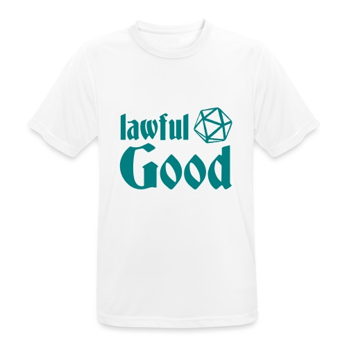 lawful good - Men's Breathable T-Shirt