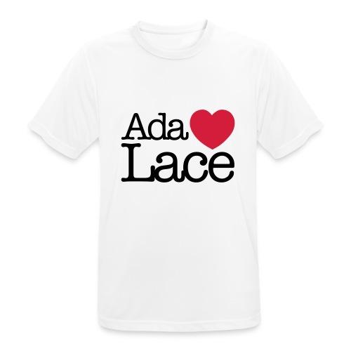 Ada Lovelace - Men's Breathable T-Shirt