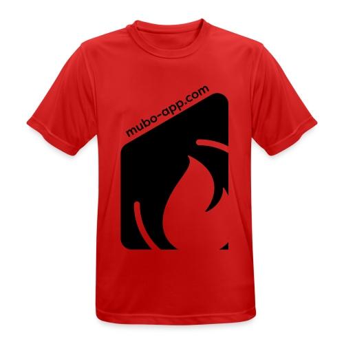 mubo box Black - Men's Breathable T-Shirt