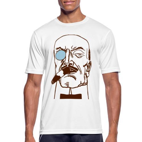 Banker - Men's Breathable T-Shirt