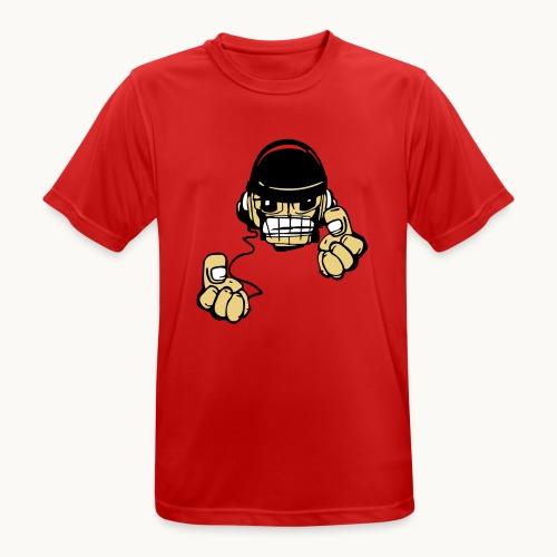 Micky DJ - T-shirt respirant Homme