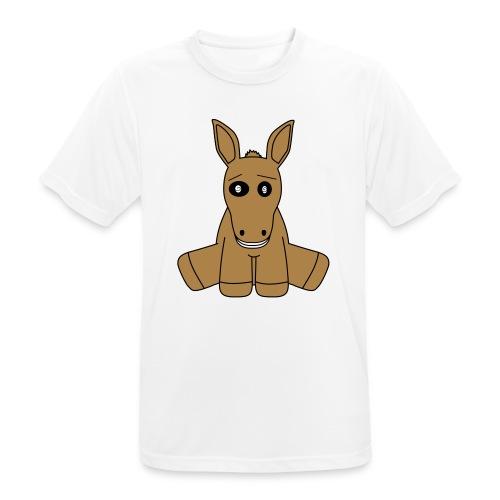 horse - Maglietta da uomo traspirante