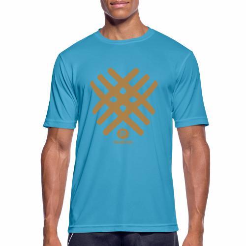 Maladesign - miesten tekninen t-paita