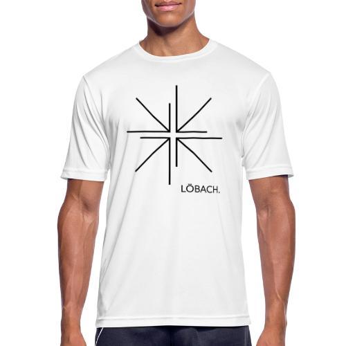 LÖBACH. Original - Männer T-Shirt atmungsaktiv