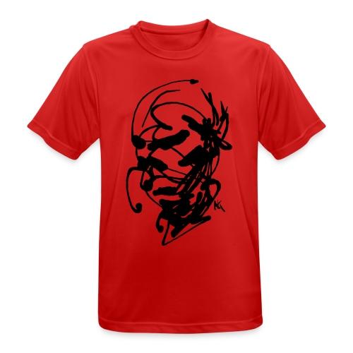 face - Men's Breathable T-Shirt