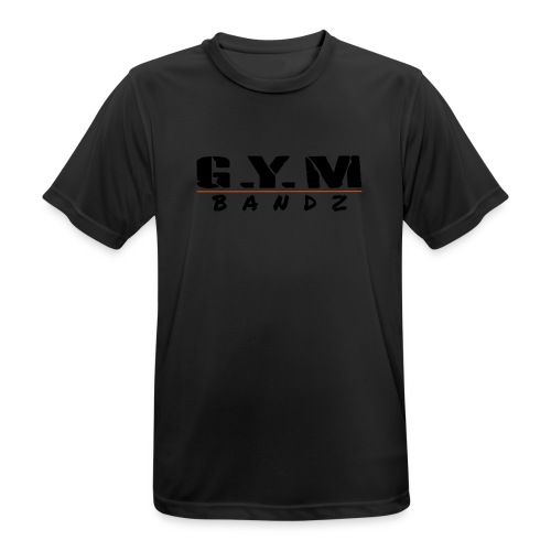 G.Y.M Bandz - Men's Breathable T-Shirt