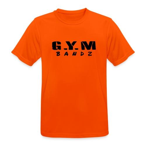 G.Y.M Bandz - Men's Breathable T-Shirt