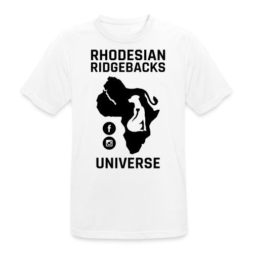 RRU - Andningsaktiv T-shirt herr