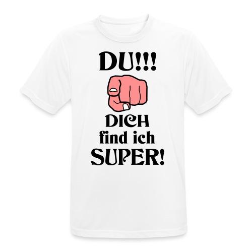 Wundervoller Besonderer Mensch Danke Lob Geschenk - Männer T-Shirt atmungsaktiv