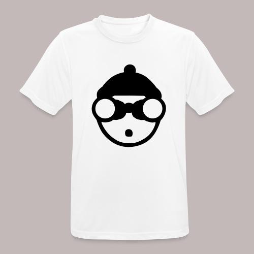 Peeper Skipper - Männer T-Shirt atmungsaktiv