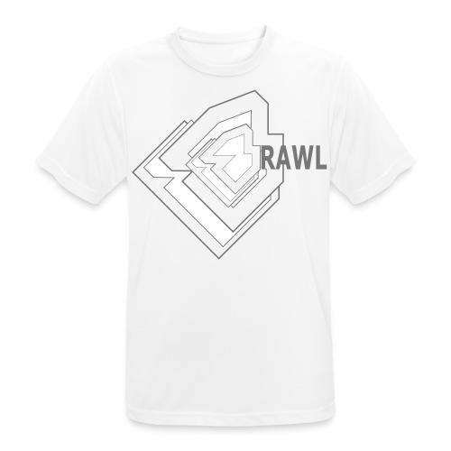 BRAND VECTOR - Mannen T-shirt ademend