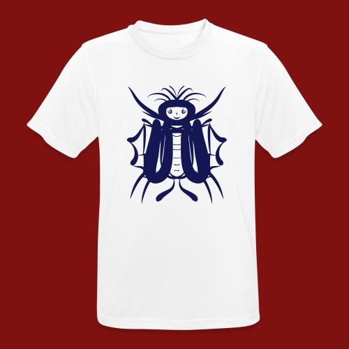 butterflyman - Männer T-Shirt atmungsaktiv