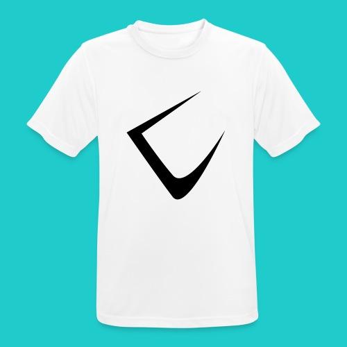 U - Männer T-Shirt atmungsaktiv