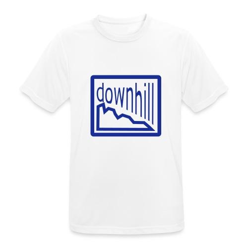 Bike Fashion Downhill - Männer T-Shirt atmungsaktiv