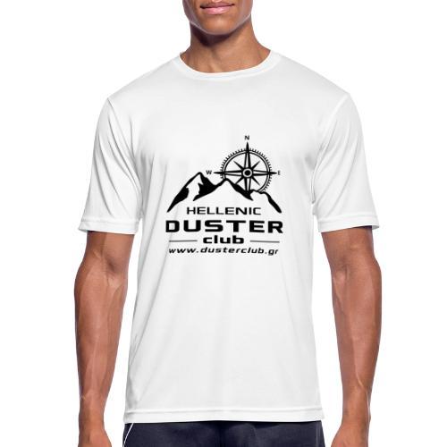 DUSTER TELIKO bw2 - Men's Breathable T-Shirt