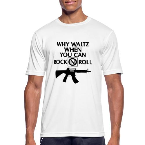 lost boys why waltz - Men's Breathable T-Shirt