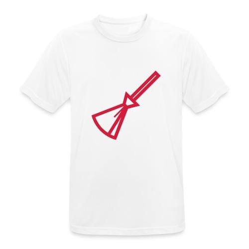 Balais Balais Wiccan Wicca ! - T-shirt respirant Homme