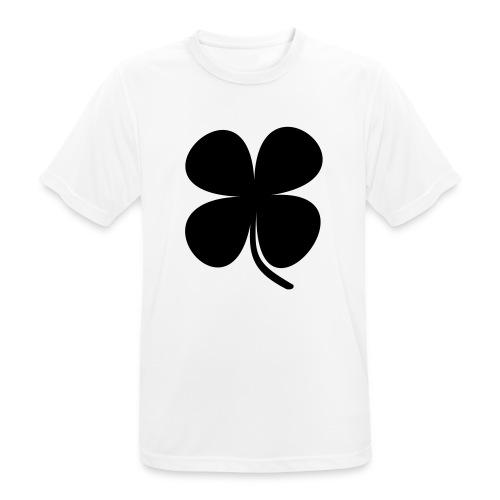 CLOVER - Camiseta hombre transpirable