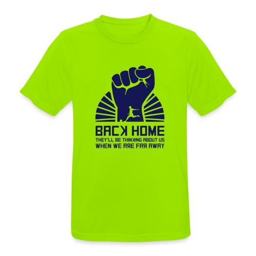 Back Home - Men's Breathable T-Shirt